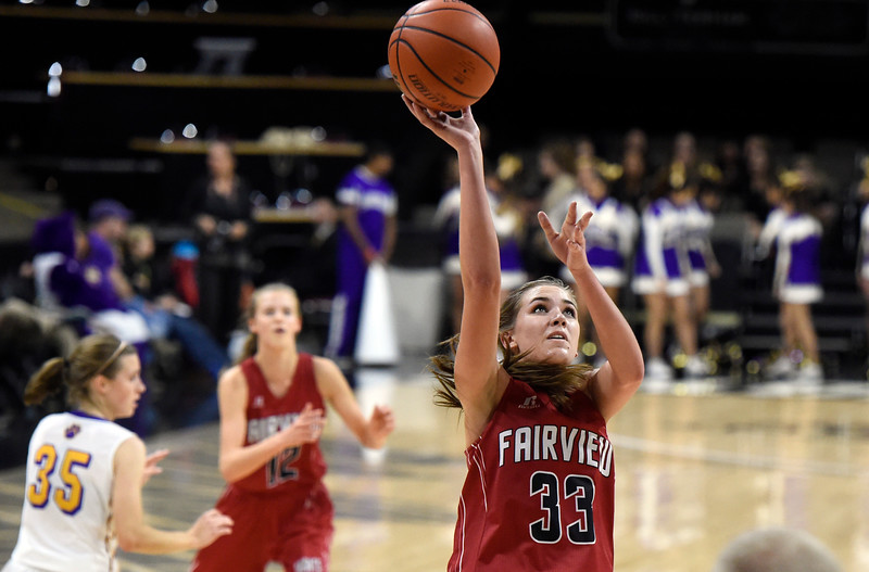 Boulder vs Fairview Girls Hoops