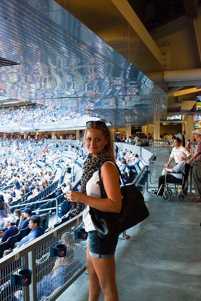 08-30 Yankees vs Athletics