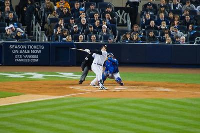 04-17 Yankees vs Rangers