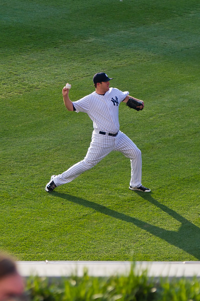 07-22 Yankees vs Athletics