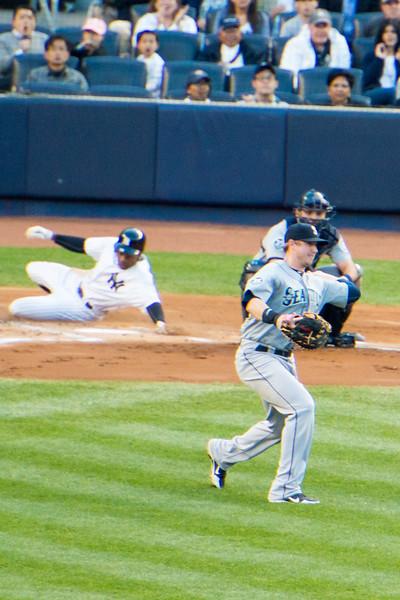 05.11 Yankees vs Mariners