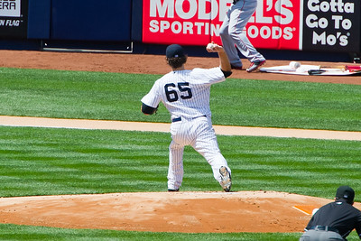 04.14 Yankees vs Angels