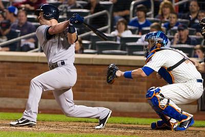 New York Yankees vs New York Mets