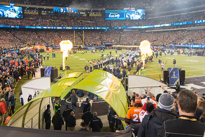 Super Bowl XLVIII - Seattle Seahawks v Denver Broncos