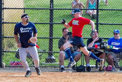 2012-07-21 Hebrew Nationals vs Brooklyn Ballers