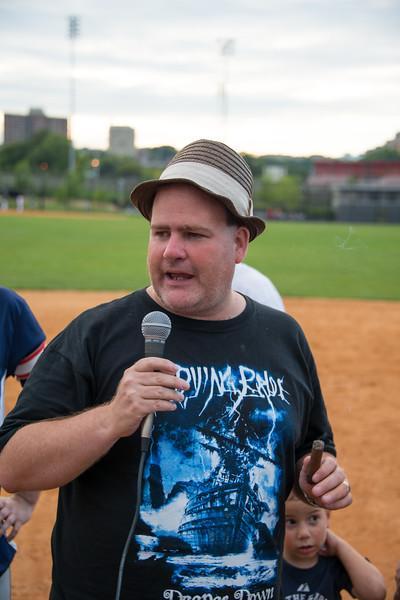 2012-07-21 Softball Furies vs Brooklyn Ballers
