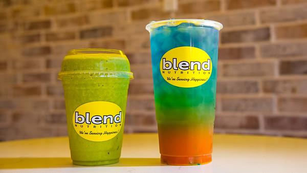 Blend Nutrition