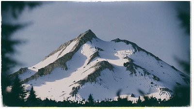 20190405 - Vintage Snowy Mountain