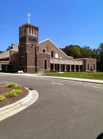 Blessed Sacrament Catholic, Burlington