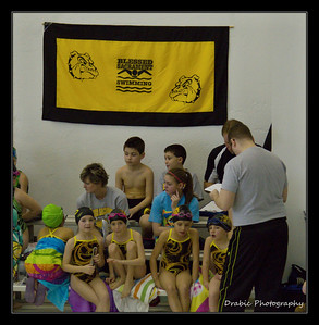 Blessed Sacrament Swim Team 2013