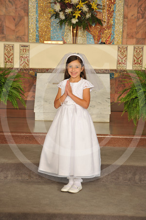 First Communion 2012