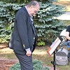 The Blessing was given by Robert Anderton at the Blessing of the Animals.<br /> Sentinel & Enterprise / Jim Fay