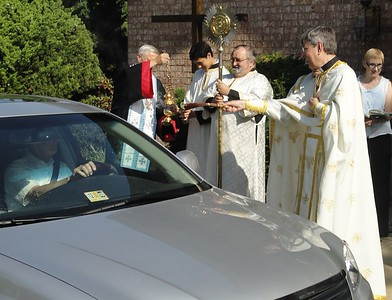 2010 - Blessing of the Cars