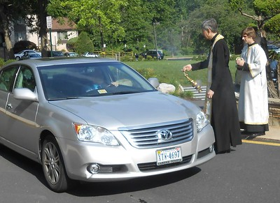 Blessing of the Cars