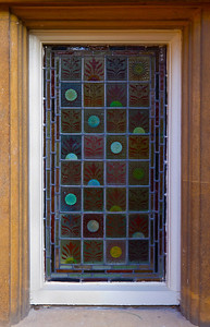 Main house window detail