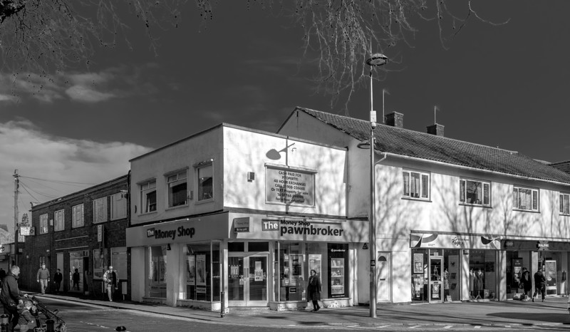 Pawnbrokers, Bletchley