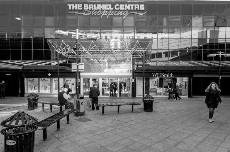 The Brunel Centre, Bletchley