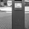 Type G Pillar Box Bletchley