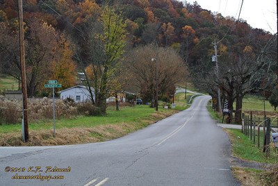 Weaver Road at Meridith