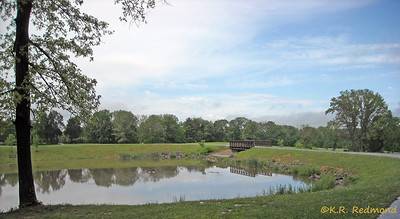 The Lake at Victor Ashe Park