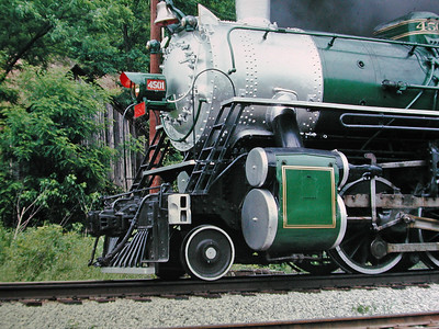 Southern Railway 4501 is Headed for Asheville, NC
