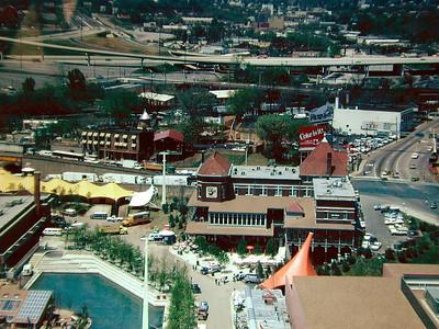 Knoxville's Louis & Nashville Railroad Depot