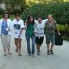 Robin, Julissa, Priscilla, Erika, Sue