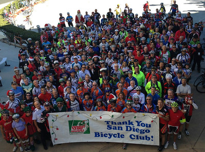 2013 BSC Christmas Toy Ride