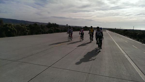 2013 Camp Pendleton Pick Up Ride