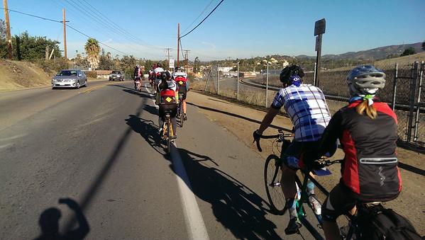 2014 BSC Thanksgiving Ride