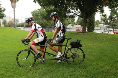 2015 BSC Tandem Cycling Clinic Highlights