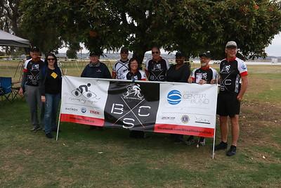 2016 BSC Tour of California Bike Parking