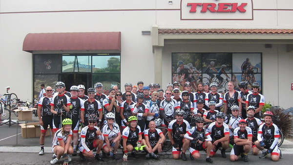 2016 Cycling for Sight