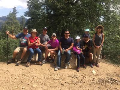 BSC hiking club... Big Bear