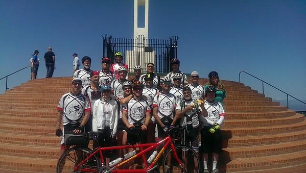 2015 BSC Mount Soledad Ride