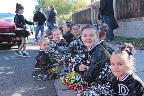 Fiesta Bowl Parade