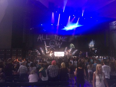 Blink 182, A Day To Remember and All Time Low