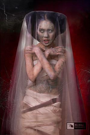 "Mummy Series - ""Dark Beauty"""