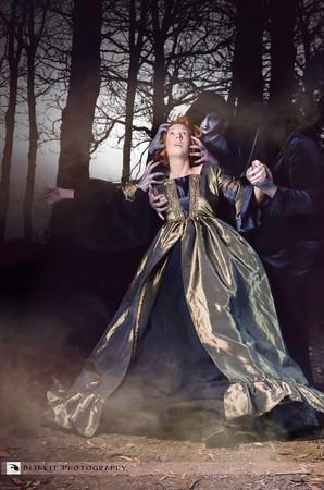 """Victorian Maiden Series """"Dark Forest"""""""