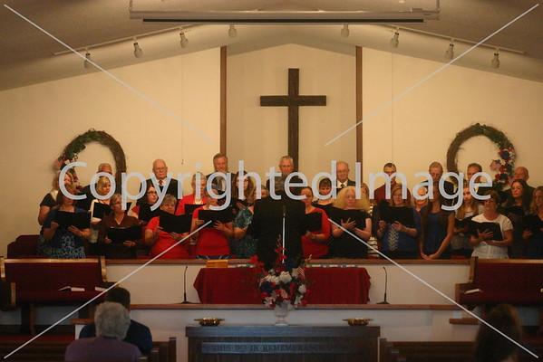 Blissfield Baptist Sept. 11, 2016, service