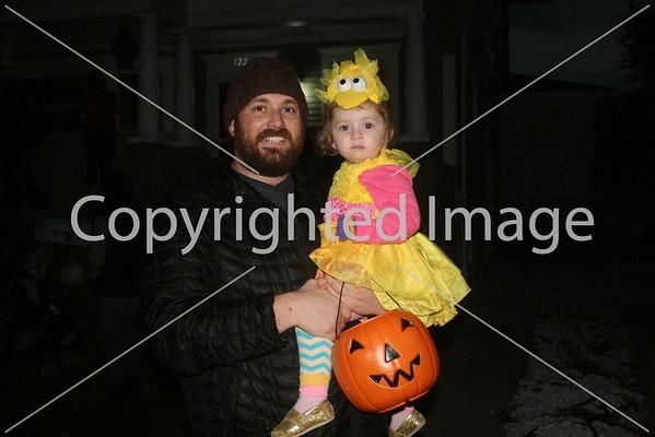 Blissfield Halloween 2016