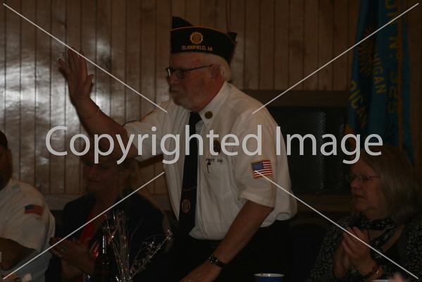 Blissfield Legion Veterans Dinner 2016