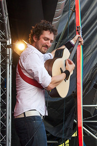 Frank Turner @ Blissfields 2011