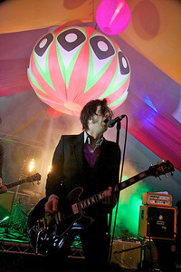 The Jim Jones Revue @ Blissfields 2011