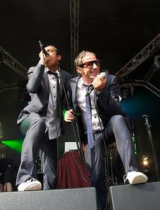 Dub Pistols @ Blissfields 2011