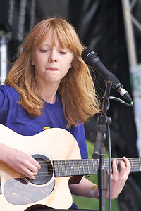 Lucy rose @ Blissfields 2012