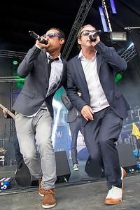 Dub Pistols @ Blissfields 2012