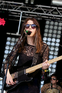 Alice Wolf @ Blissfields 2014