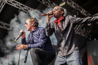 Dub Pistols at Blissfields 2015