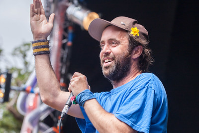 Beans on Toast at Blissfields 2015